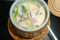 めんつゆで作る茶碗蒸し一人分の作り方、レシピ